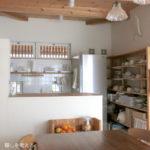 キッチン収納の見直し(1) オープン棚はわたしには向いていなかった。オープン棚のメリットとデメリット