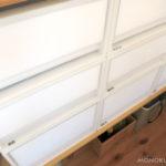 キッチン収納の見直し(8) 食材のストック置き場は1カ所にまとめると便利です