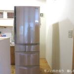 年末大掃除|キッチンの大掃除。冷蔵庫だって動かします