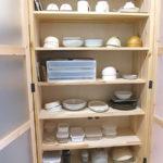 【収納公開】食器棚の収納。食器はさっと取りたい