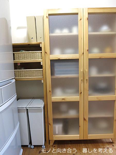 食器棚とキッチン収納