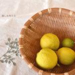 さわやかな風味が広がる、レモンパウンドケーキ