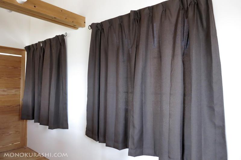 無印良品のオーダーカーテン
