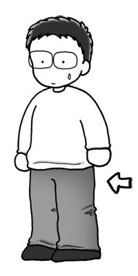 痩せて、夫のズボンはダブダブになった
