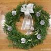 200円のサツマ杉で手作りする、クリスマスリースとクリスマスツリー